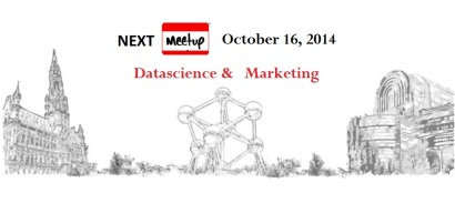 Marketing & DataScience Meetup Oct 16, 2014.