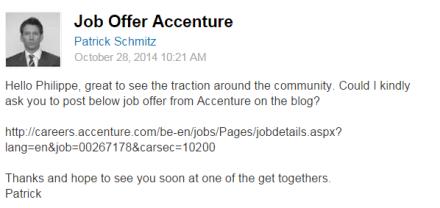 PAtrick Smitz - Accenture