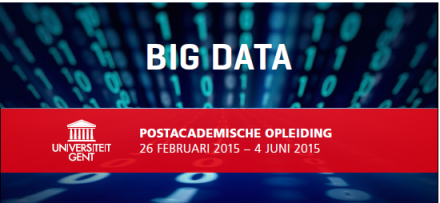 Ugent Big Data