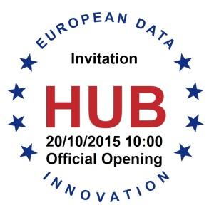 HUBdatainnovation invitation