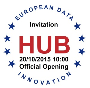 HUBdatainnovation invitation