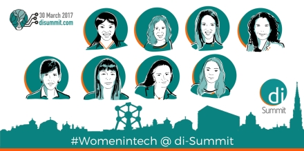 #womenintech @di-Summit