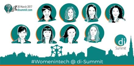 #womenintech @di-Summit